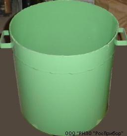 Мерный сосуд для щебня 50 л