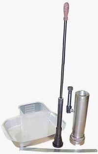 Прибор для определения коэффициента фильтрации грунтов ОКФ