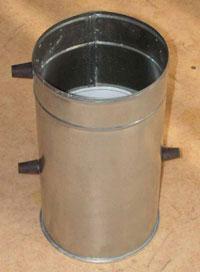 Сосуд СО-Щ (КП-305) для отмучивания щебня и гравия
