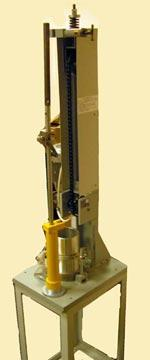 Автоматический прибор стандартного уплотнения ПСУ-ПА