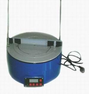 Виброгрохот ВГТ-220 (с таймером и устройством крепления сит высотой до 800 мм)