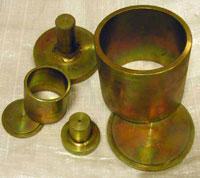 Комплект форм для определения дробимости щебня КП-116