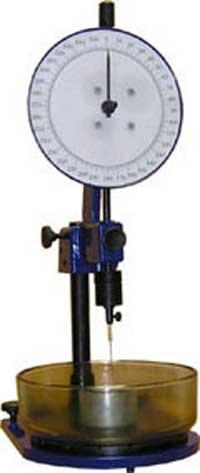 Пенетрометр для битума 984 ПК