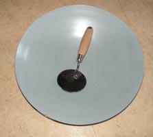 Чаша затворения и лопатка затворения (ЧЗ и ЛЗ)
