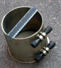 Форма цилиндра ФЦ-150х150 мм