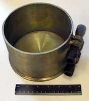 Форма цилиндра ФЦ-150х100 мм