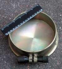 Форма цилиндра ФЦ-150х50 мм