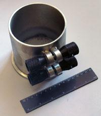Форма цилиндра ФЦ-100х100 мм