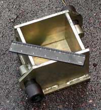 Форма куба ФК-100 (одногнездовая)