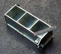 Форма куба 3ФК-100 (трехгнездовая)