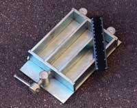Форма балочка 3ФБ-40 (40х40х160мм)