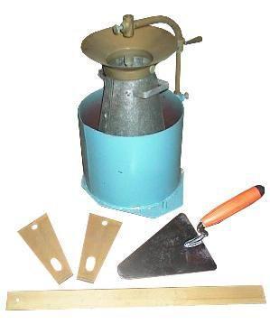 Прибор для определения жесткости бетонной смеси КП-134