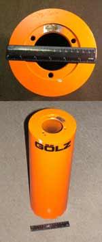 Буровая коронка КН-95 D=158 мм для асфальтобетона