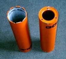 Буровая коронка КН-95 D=108 мм для асфальтобетона
