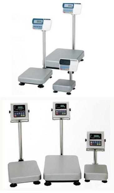 Платформенные весы серии HV и HW