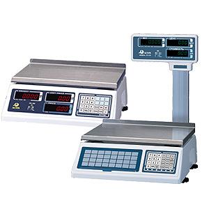 Торговые весы серии PC-100W