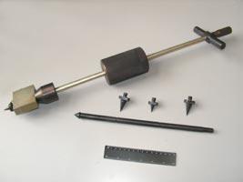 Плотномер универсальный динамический КП-150 (ДПУ, ПГУ)