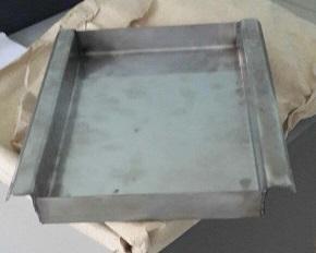 Тигель для выжигания битума из асфальтобетонных смесей