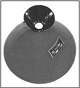 Воронка для определения плотности грунтов