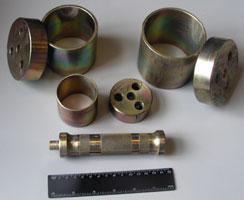 Комплект колец для отбора проб грунта КП-402